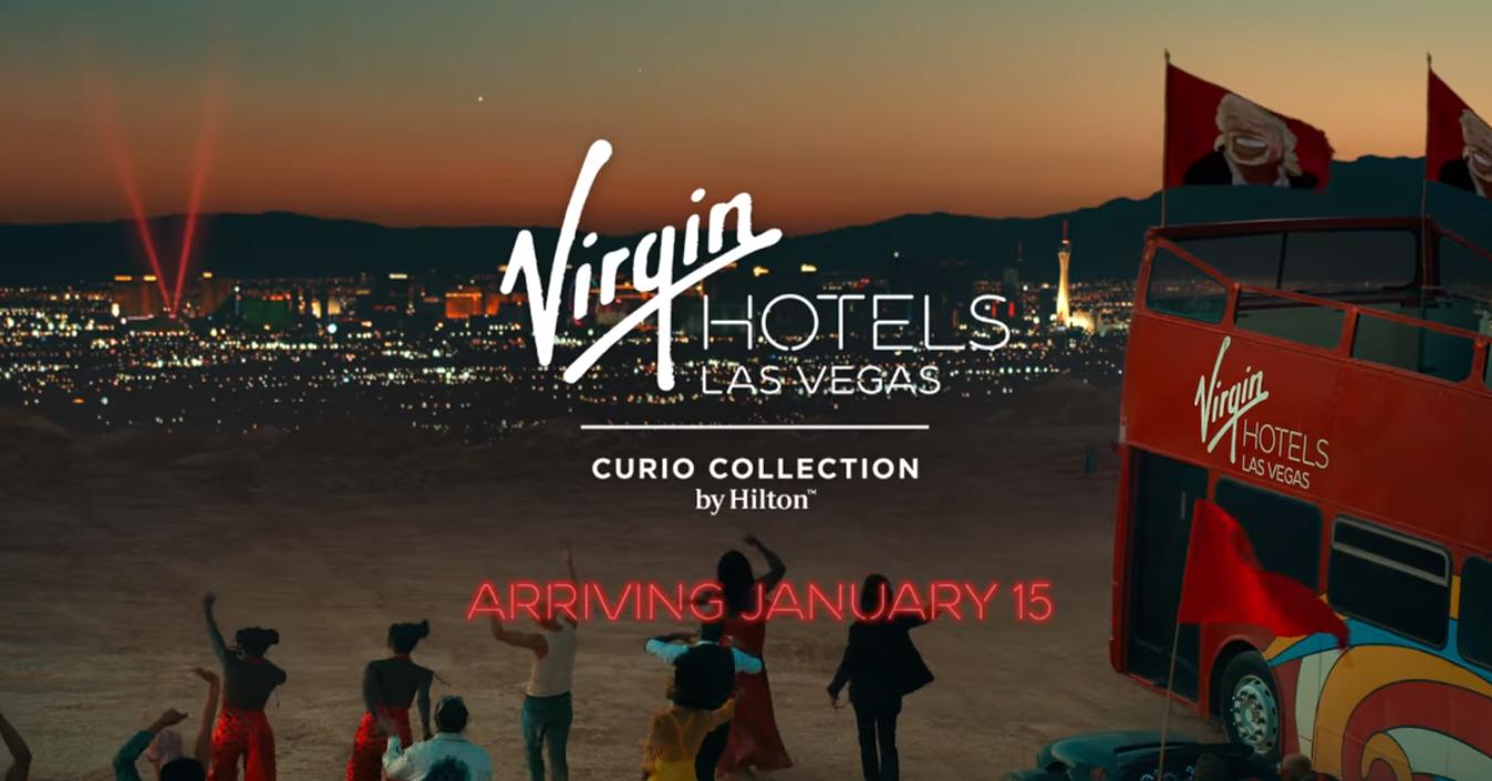 Virgin Hotels Las Vegas - Matter Films